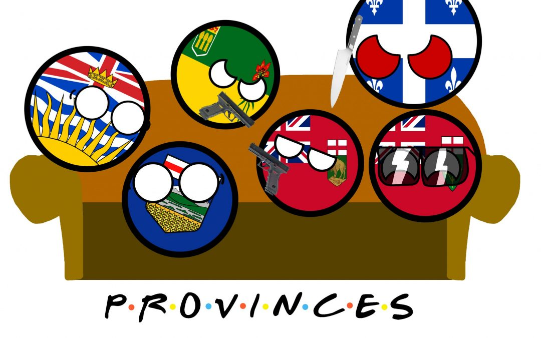 Friends but with Provinces